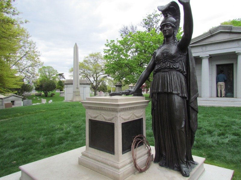 Monument and Altar to Liberty