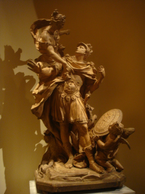 Venus Giving Arms to Aeneas