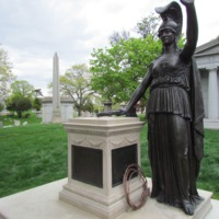 Athena at Greenwood Cemetary.jpg